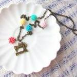 Craft love, necklace - 'Treasures' ..